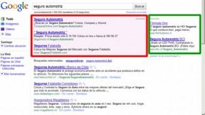 Como se determina la posicion en Google