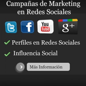 Campañas de Marketing en Redes Sociales