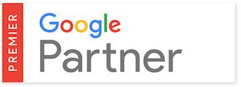 Somos una empresa Google Partner Premier