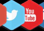 facebook twitter campañas en redes sociales, campañas en linkedin social media marketing, community manager