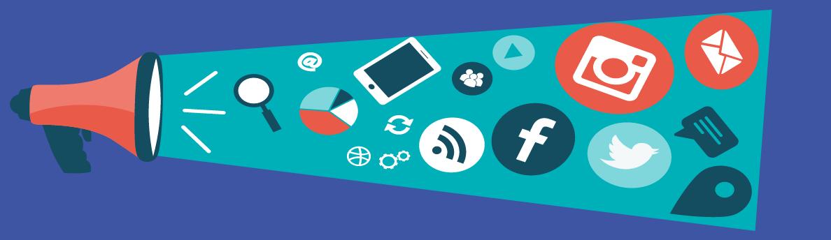 servicios de marketing de redes sociales, servicios de manejo de redes sociales, facebook twitter, linkedin