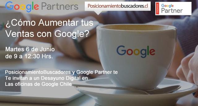 desayuno digital google partner connect