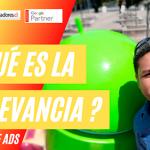 relevancia y nivel de calidad en google ads