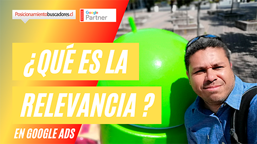relevancia y nivel de calidad en google ads
