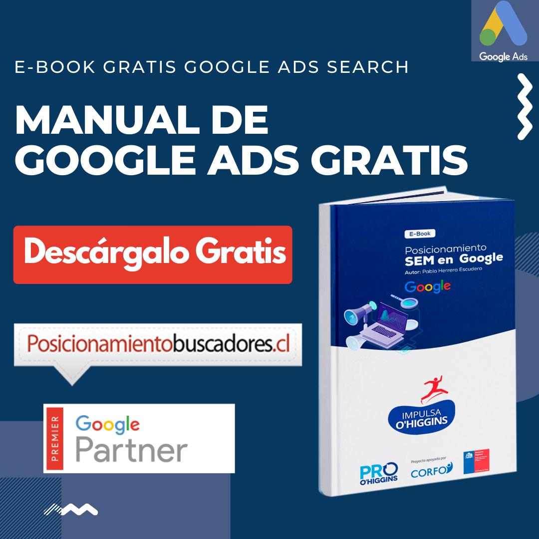 ekook gratis de google ads